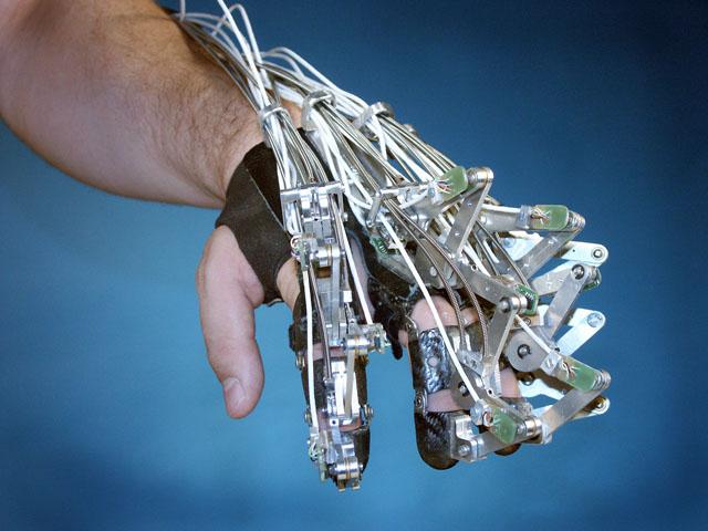 Как сделать экзоскелет своими руками фото